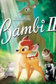 Bambi II กวางน้อย…แบมบี้ 2 (2006)