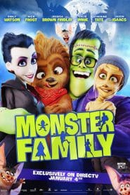 Monster Family ครอบครัวตัวป่วนก๊วนปีศาจ (2017)