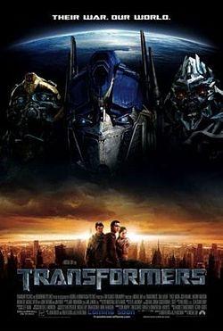 Transformers ทรานส์ฟอร์มเมอร์ส  (ภาค 1)