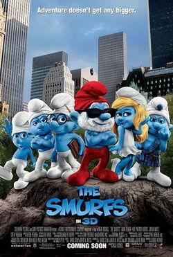 The Smurfs เสมิร์ฟ (2011)