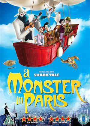 A Monster in Paris อสุรกายแห่งปารีส (2011)