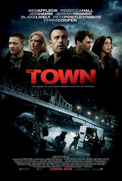 The Town ปล้นสะท้านเมือง (2010)