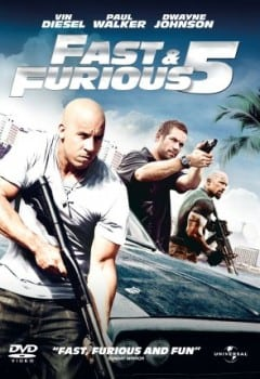 The Fast and the Furious เร็ว..แรงทะลุนรก (ภาค 5)