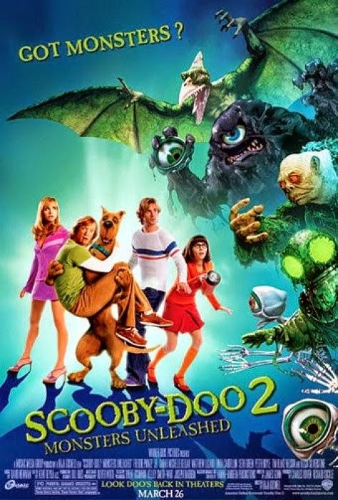 Scooby Doo The Movie  สัตว์ประหลาดหลุดอลเวง  ภาค 2