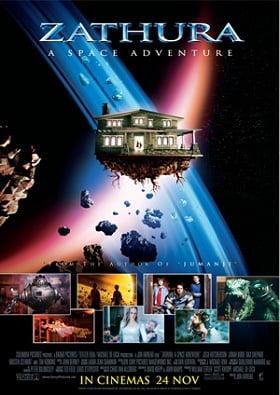 Zathura: A Space Adventure ซาทูร่า เกมทะลุมิติจักรวาล (2005)