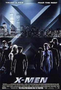 X-Men X-เม็น ศึกมนุษย์พลังเหนือโลก (ภาค 1)