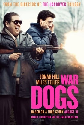 War Dogs วอร์ด็อก คู่ป๋าขาแสบ (2016)
