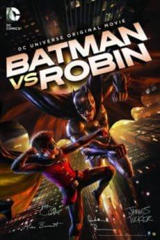 Batman vs Robin แบทแมน ปะทะ โรบิน (2015)