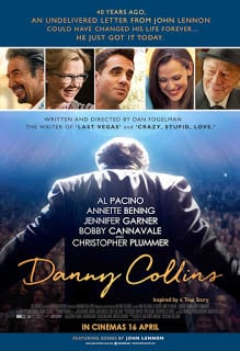 Danny Collins จดหมายจากจอห์น เลนนอน (2015)