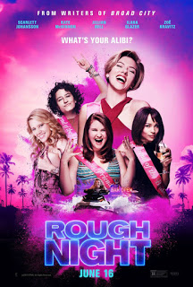 Rough Night ปาร์ตี้ชะนีป่วน (2017)