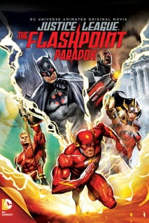 Justice League The Flashpoint Paradox จุดชนวนสงครามยอดมนุษย์