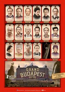 The Grand Budapest Hotel คดีพิสดารโรงแรมแกรนด์บูดาเปสต์ (2014)