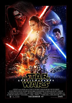Star Wars: Episode VII – The Force Awakens สตาร์ วอร์ส: อุบัติการณ์แห่งพลัง (2015) 3D