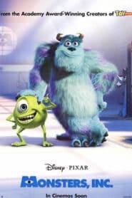 Monsters, Inc. บริษัทรับจ้างหลอน (ไม่) จำกัด (2001)