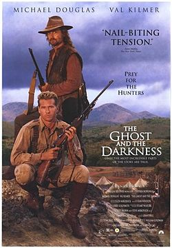 The Ghost and The Darkness มัจจุราชมืด โหดมฤตยู