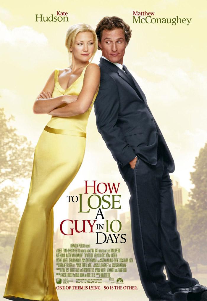 How to Lose A Guy In 10 Days แผนรักฉบับซิ่ง ชิ่งให้ได้ใน 10 วัน (2003)