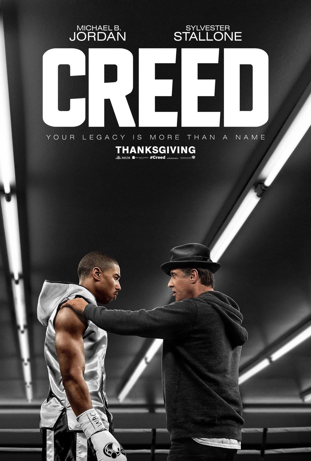 Creed ครี้ด บ่มแชมป์เลือดนักชก (2015)