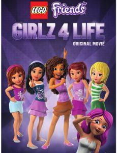 LEGO Friends: Girlz 4 Life เลโก้ เฟรนด์ส : แก๊งสาวจะเป็นซุปตาร์ (2016)