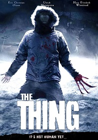The Thing แหวกมฤตยู อสูรใต้โลก (2011)
