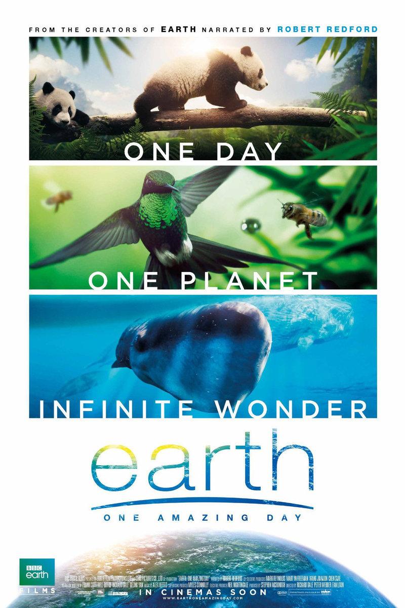 Earth: One Amazing Day เอิร์ธ 1 วันมหัศจรรย์สัตว์โลก (2017)