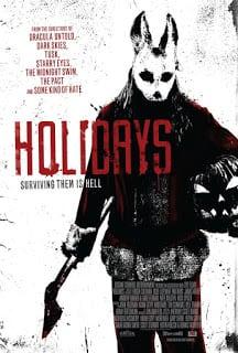 Holidays ฮอลิเดย์ วันหยุด สุดสยอง (2016)