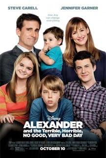 Alexander and the Terrible , Horrible , No Good , Very Bad Day อเล็กซานเดอร์กับวันมหาซวยห่วยสุดๆ (2014)