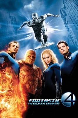 Fantastic Four 2 สี่พลังคนกายสิทธิ์ 2 (2007)