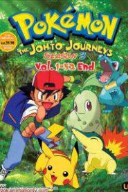 Pokemon The Johto Journeys โปเกม่อน ภาค3