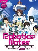 Robotics Notes ชมรมหุ่นยนตร์พิทักษ์โลก