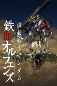 Mobile Suit Gundam: Iron-Blooded Orphans 2nd Season [ซับไทย]