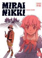 Mirai Nikki บันทึกมรณะ เกมล่าท้าอนาคต
