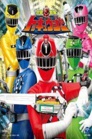 Ressha Sentai ToQger ขบวนการทคคิวเจอร์