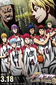 Kuroko no Basket Last Game คุโรโกะ นายจืดพลิกสังเวียนบาส เกมสุดท้าย ซับไทย THE-MOVIE