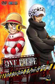 One Piece วันพีซ ฤดูกาลที่ 16 พังค์ฮาซาร์ด