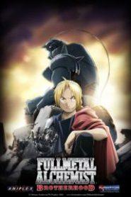 Fullmetal alchemist Brotherhood แขนกลคนแปรธาตุ