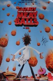 Cloudy with a Chance of Meatballs มหัศจรรย์ลูกชิ้นตกทะลุมิติ [ 1 ]