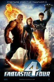 Fantastic Four1  สี่พลังคนกายสิทธิ์ 1 (2005)