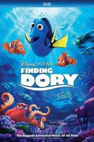 Finding Dory ผจญภัยดอรี่ขี้ลืม (2016) 3D