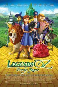 Legends Of Oz Dorothys Return ตำนานแดนมหัศจรรย์ พ่อมดอ๊อซ