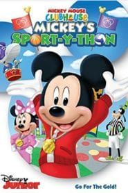 Mickey Mouse Clubhouse: Mickey s Sport-Y-Thon (2016)