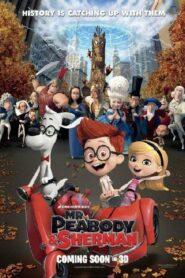 Mr.Peabody And Sherman ผจญภัยท่องเวลากับนายพีบอดี้และเชอร์แมน (2014)