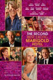 The Second Best Exotic Marigold Hotel โรงแรมสวรรค์ อัศจรรย์หัวใจ 2 (2015)
