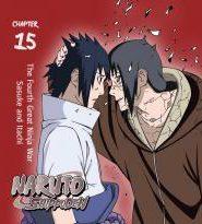 Naruto Shippuden นารูโตะ ตำนานวายุสลาตัน ฤดูกาลที่ 15: สงครามโลกนินจาครั้งที่ 4 : ซาสึเกะ และ อิทาจิ [ซับไทย]