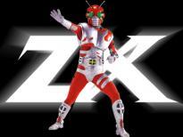 Kamen Rider ZX คาเมนไรเดอร์ ZX
