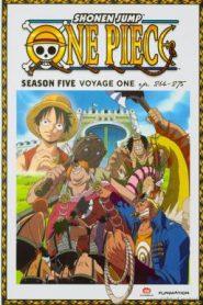 One Piece วันพีซ ฤดูกาลที่ 5 ความฝัน โจรสลัดเซนี่ และตำนานหมอกสีรุ้ง