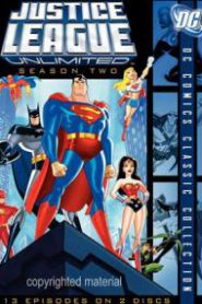 Justice League Unlimited – Season 2