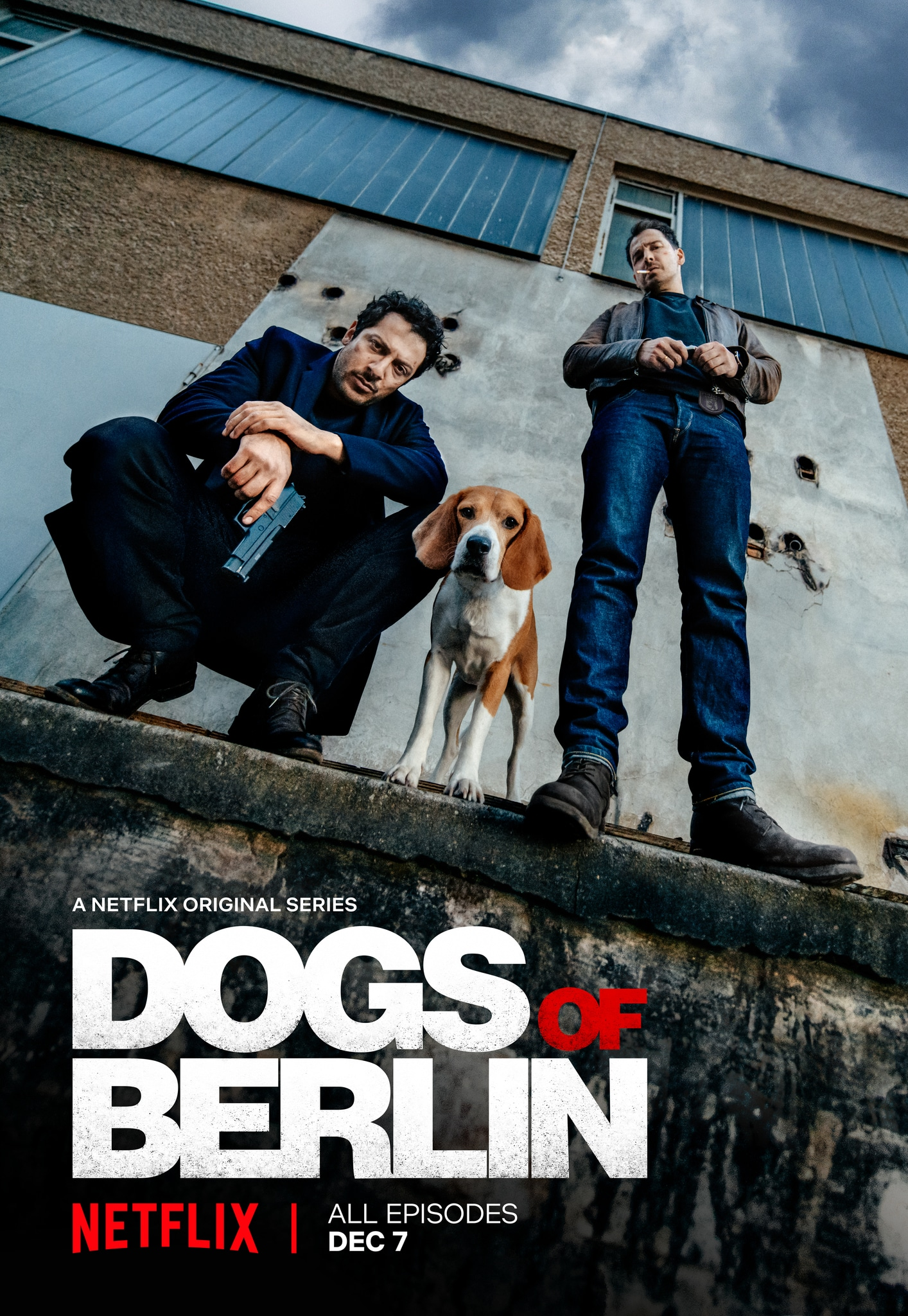 Dogs of Berlin Season 1 [Soundtrack บรรยายไทย]