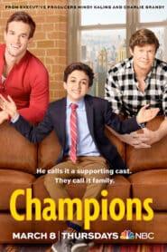 Champions Season 1 [Soundtrack บรรยายไทย]