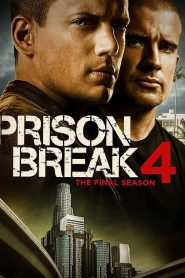 Prison Break Season 4 แผนลับแหกคุกนรก ปี 4 [พากษ์ไทย]