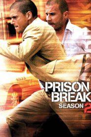 Prison Break Season 2 แผนลับแหกคุกนรก ปี2 [พากษ์ไทย]
